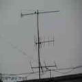 Установка эфирных антенн